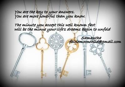 Tiffany-keys